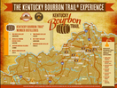 KDA Releases Map of the Kentucky Bourbon Trail Experience